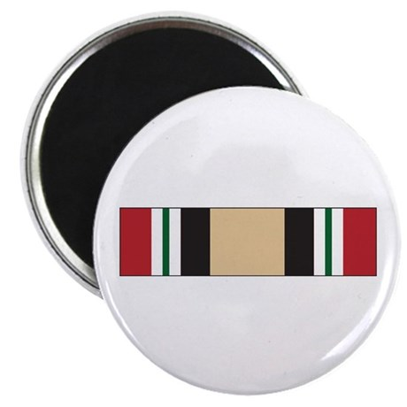 "Iraq Campaign 2.25"" Magnet (100 pack)"