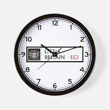 Little Britain, London Wall Clock