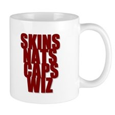 Washington Home Teams Mug
