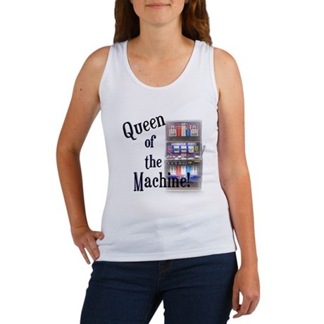 Queen of the Machine Women's Tank Top