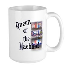 Queen of the Machine Mug