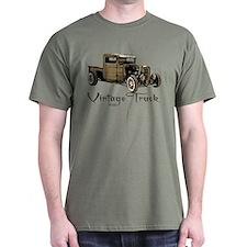 Vintage Truck- T-Shirt