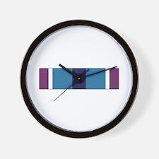 Humanitarian Service Wall Clock