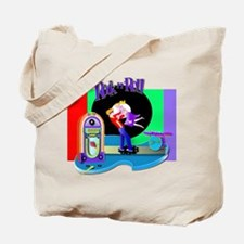 Fun Rock N' Roll design Tote Bag