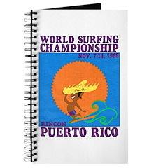 Rincon 1968 Surf Championship Journal