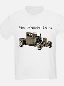 Hot Roddin Truck- T-Shirt
