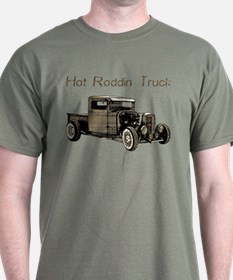 Hot Roddin Truck- T-Shirt