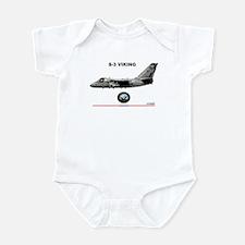 S-3 Viking Infant Bodysuit