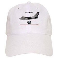 S-3 Viking Baseball Cap