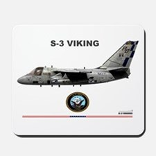 S-3 Viking Mousepad