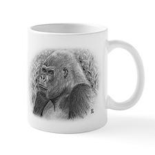 Posing Gorillas Mug