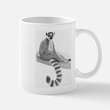 Lounging Lemur Mug