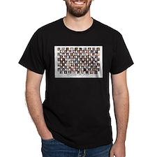 Calendars T-Shirt
