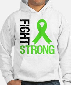 Lymphoma Fight Strong Hoodie