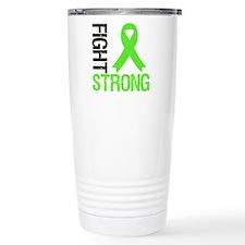 Lymphoma Fight Strong Travel Mug