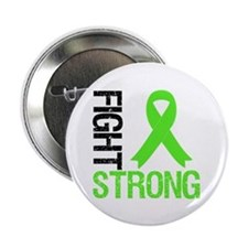 """Lymphoma Fight Strong 2.25"""" Button (100 pack)"""