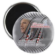 """44th President - 2.25"""" Magnet (10 pack)"""
