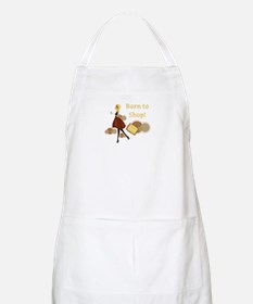 Born to Shop!!! BBQ Apron