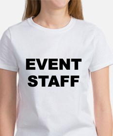 Event Staff Women's T-Shirt