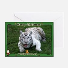 #014 White Tiger Cards Card