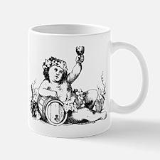 Cherub with Barrel Mug
