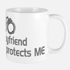 My boyfriend serves and prote Mug