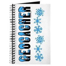 Snow Capped Geocacher Journal