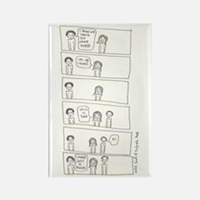 """Seeing other people"" Magnet (10 Pack)"