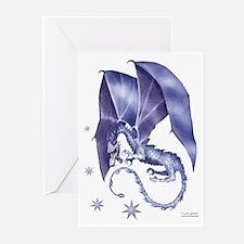 Blue Dragon Christmas Cards (Pk of 20)