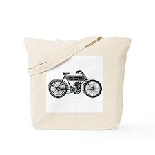 Motored Bicycle Tote Bag