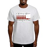 Police Light T-Shirt
