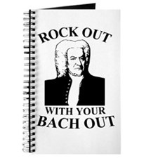 Rock Our With Your Bach Out Journal