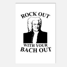 Rock Our With Your Bach Out Postcards (Package of