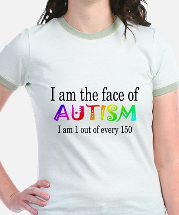 I Am The Face Of Autism T