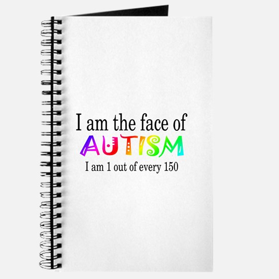 I Am The Face Of Autism Journal