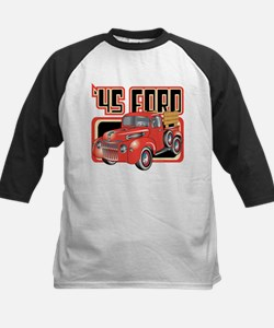 1945 Ford Pickup Kids Baseball Jersey