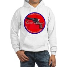 what part of shall not be inf Hoodie