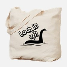 Loch it Up! Tote Bag