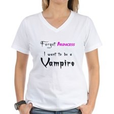 I want to be a Vampire... Shirt