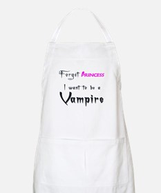 I want to be a Vampire... BBQ Apron