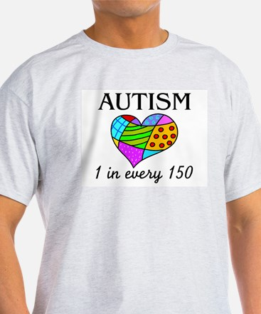Autism (1 in every 150) T-Shirt
