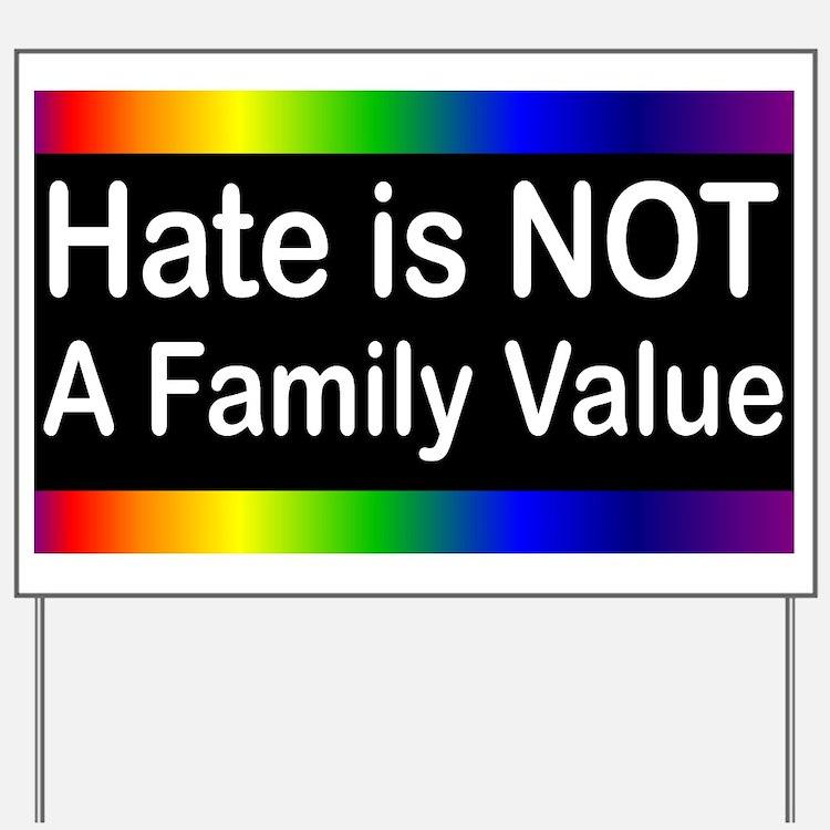 Anti Gay Sign 103