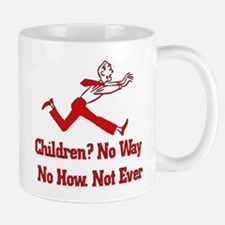 Don't Want Children Mug