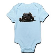 Helaine's Old Pick Up Infant Bodysuit