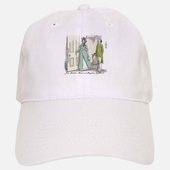 Pride and Prejudice, Hugh Tho Baseball Baseball Cap