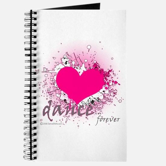 Love Dance Forever Journal