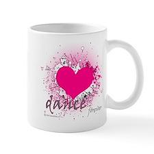Love Dance Forever Small Mug