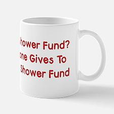 Kitty Shower Fund Mug