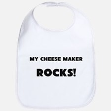 MY Cheese Maker ROCKS! Bib