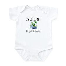 Autism, The Ignored Epidemic Infant Bodysuit